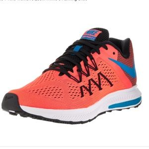 Nike Winflow Tennis Shoes Sneaker Bright Mango 8